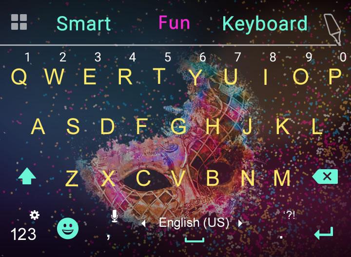 Ginger Keyboard - Grammar, Themes and Emoji - Free Android Keyboard
