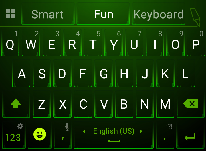 Ginger Keyboard Grammar Themes And Emoji Free Android