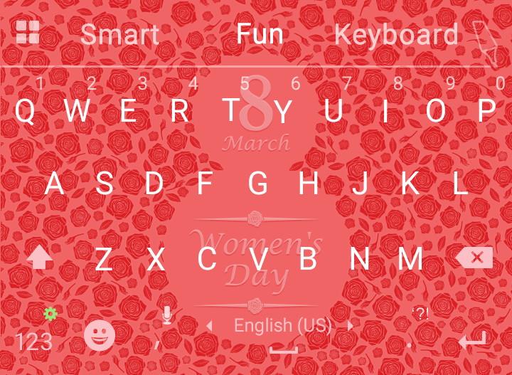 Ginger Keyboard - Grammar, Themes and Emoji - Free Android